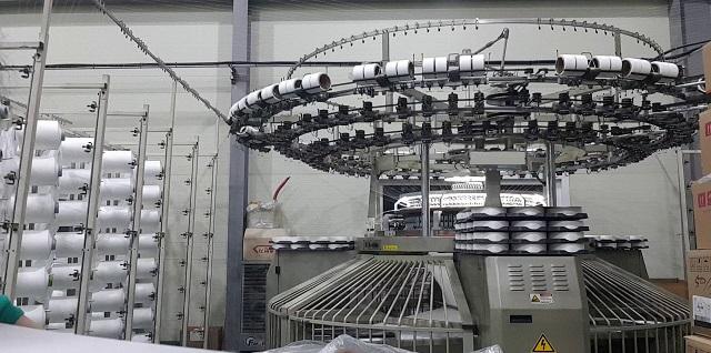 Rubenis Round Knitting Machines
