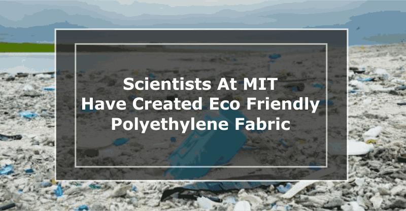 Eco Friendly Polyethylene Fabric